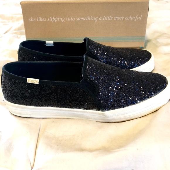 44c32270182d kate spade Shoes - Keds x Kate Spade Glitter Double Decker Sneakers